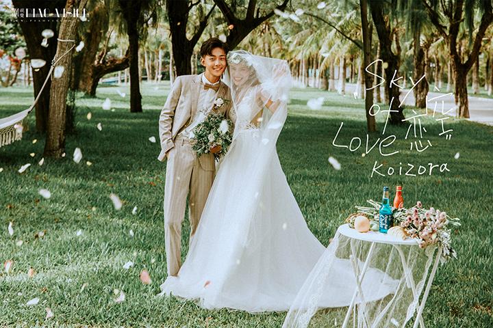 365体育平台婚纱摄影飘视觉九月新作品